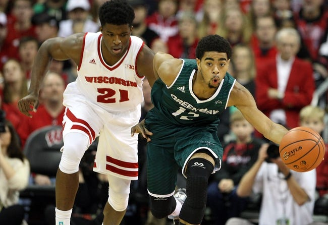 Wisc-Green Bay vs. Oakland - 1/23/16 College Basketball Pick, Odds, and Prediction