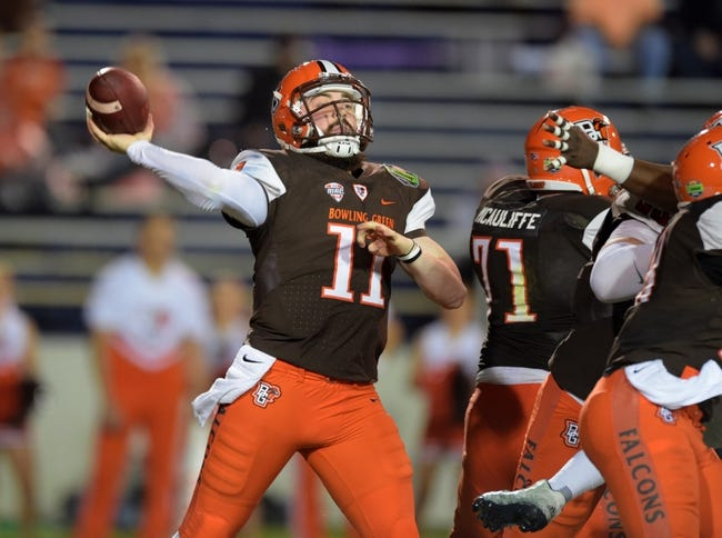 Bowling Green Falcons 2016 College Football Preview, Schedule, Prediction, Depth Chart, Outlook
