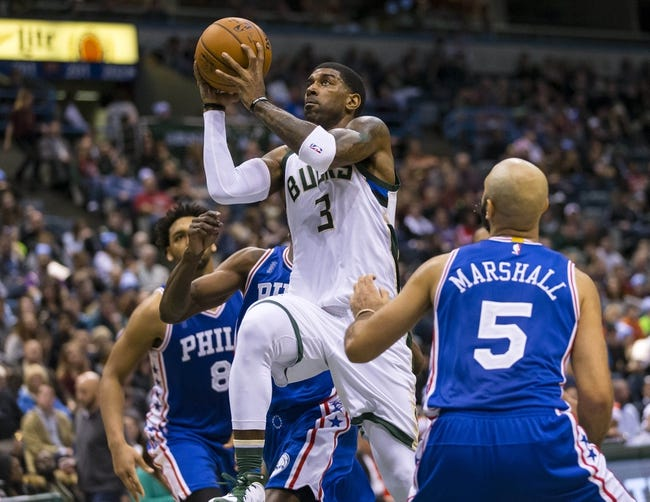 76ers vs. Bucks - 4/10/16 NBA Pick, Odds, and Prediction