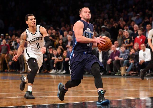 Nets at Mavericks - 1/29/16 NBA Pick, Odds, and Prediction