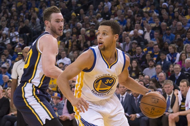 Warriors vs. Jazz - 3/9/16 NBA Pick, Odds, and Prediction