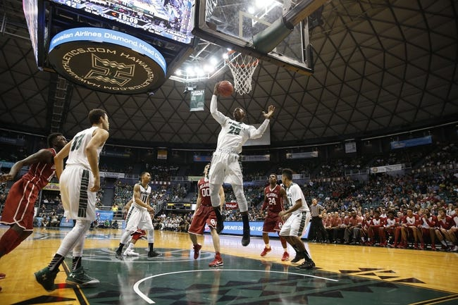 Hawaii vs. Auburn - 12/25/15 College Basketball Pick, Odds, and Prediction