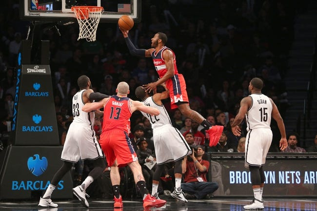 Wizards vs. Nets - 4/6/16 NBA Pick, Odds, and Prediction