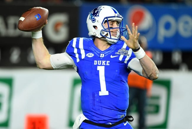 Duke Blue Devils 2016 College Football Preview, Schedule, Prediction, Depth Chart, Outlook