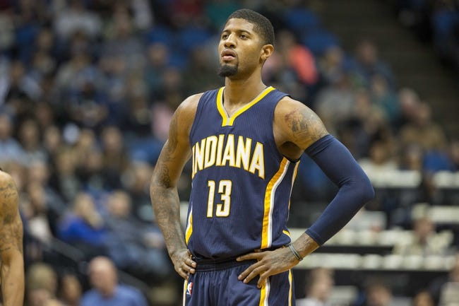 Indiana Pacers vs. Milwaukee Bucks - 12/31/15 NBA Pick, Odds, and Prediction