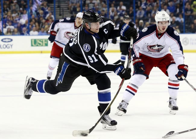 Blue Jackets vs. Lightning - 3/13/16 NHL Pick, Odds, and Prediction