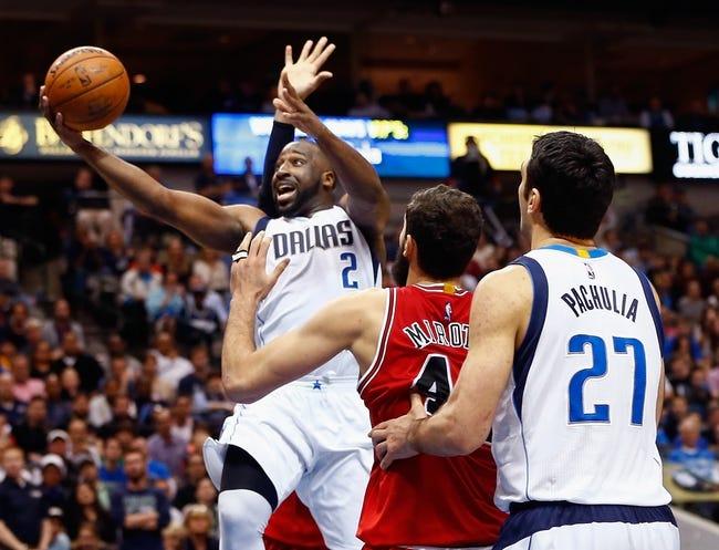 Chicago Bulls vs. Dallas Mavericks - 1/15/16 NBA Pick, Odds, and Prediction