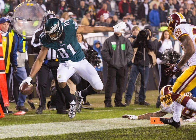Washington Redskins vs. Philadelphia Eagles - 10/16/16 NFL Pick, Odds, and Prediction