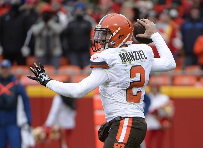 NFL | Pittsburgh Steelers (9-6) at Cleveland Browns (3-12)