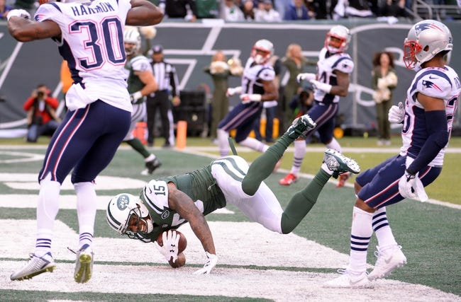 New England Patriots at New York Jets 12/27/15 NFL Score, Recap, News and Notes