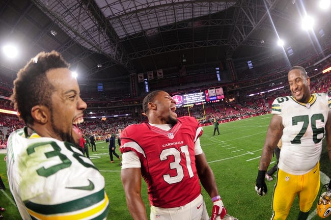 Packers at Cardinals - 1/16/16 NFL Divisional Round Pick, Odds, and Prediction