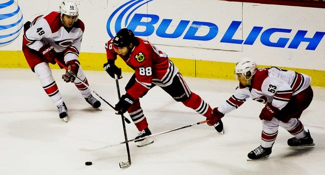 Hurricanes vs. Blackhawks - 1/26/16 NHL Pick, Odds, and Prediction