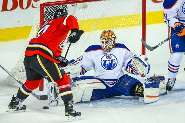Oilers vs. Flames - 1/16/16 NHL Pick, Odds, and Prediction
