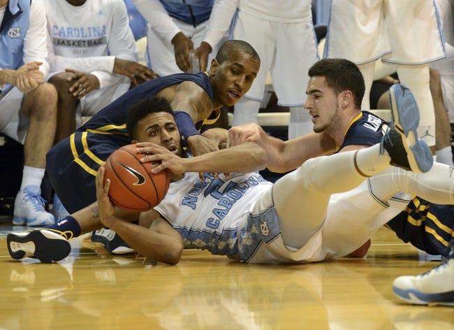 UNC Greensboro vs. Virginia - 11/11/16 College Basketball Pick, Odds, and Prediction