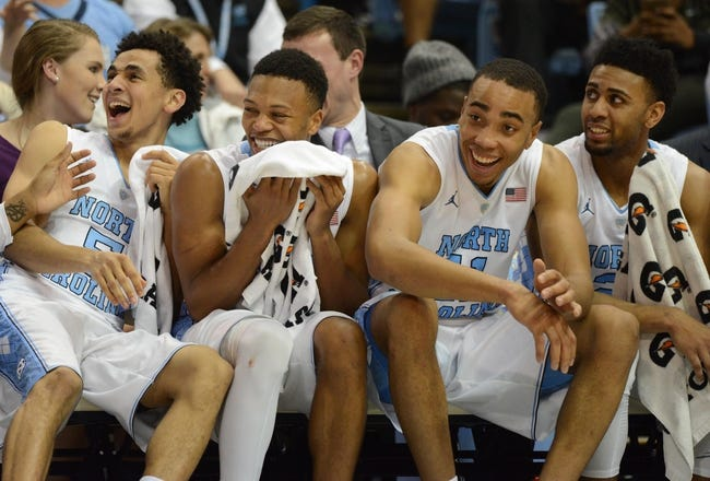 Pittsburgh at North Carolina - 2/14/16 College Basketball Pick, Odds, and Prediction