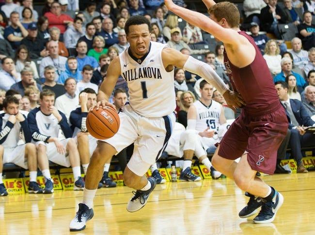 Pennsylvania Quakers vs. Villanova Wildcats - 11/29/16 College Basketball Pick, Odds, and Prediction