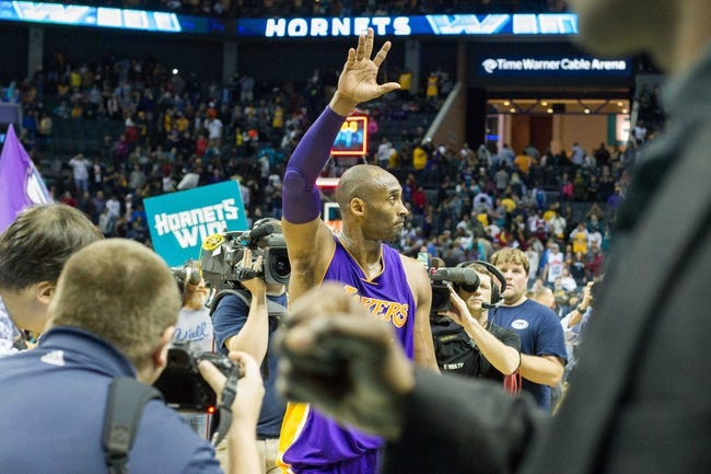 Lakers vs. Hornets - 1/31/16 NBA Pick, Odds, and Prediction