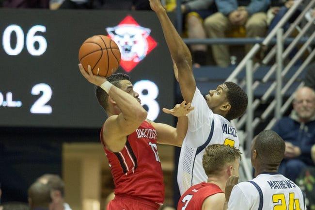 Davidson vs. Duquesne - 1/6/16 College Basketball Pick, Odds, and Prediction