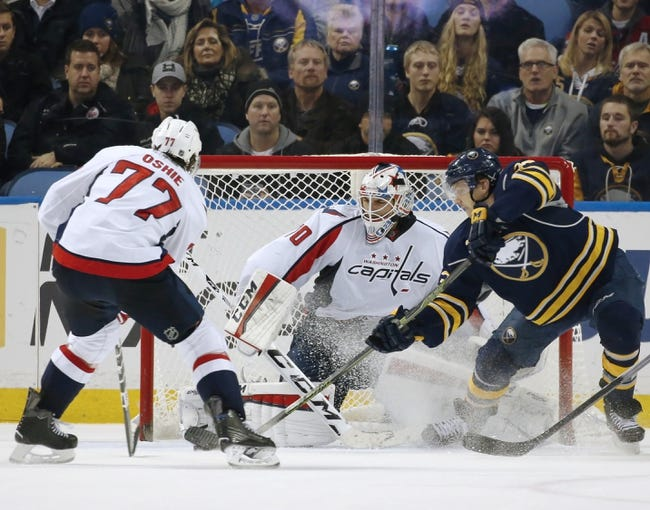Buffalo Sabres vs. Washington Capitals - 1/16/16 NHL Pick, Odds, and Prediction