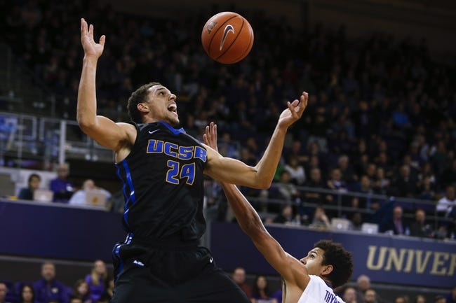 CS Northridge Matadors vs. Santa Barbara Gauchos - 2/25/16 College Basketball Pick, Odds, and Prediction
