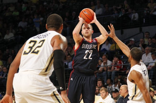 Duquesne vs. Nebraska Omaha - 3/16/16 CBI College Basketball Pick, Odds, and Prediction