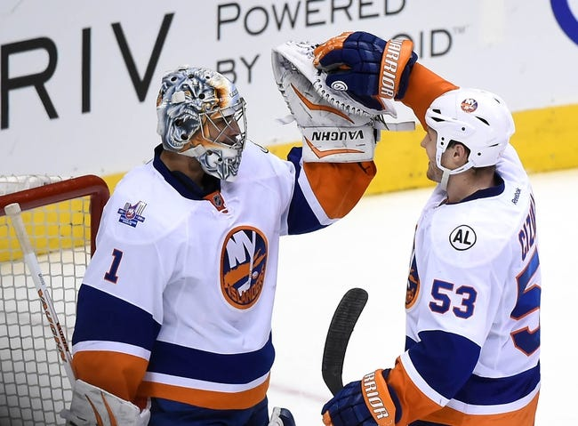 Toronto Maple Leafs vs. New York Islanders - 3/9/16 NHL Pick, Odds, and Prediction
