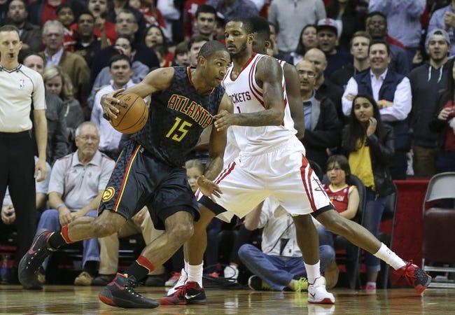 Hawks vs. Rockets - 3/19/16 NBA Pick, Odds, and Prediction