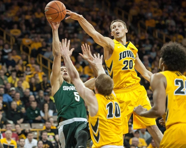 Iowa vs. Nebraska - 1/5/16 College Basketball Pick, Odds, and Prediction