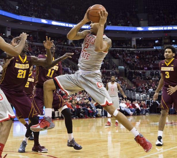 Ohio State vs. Illinois - 1/3/16 College Basketball Pick, Odds, and Prediction