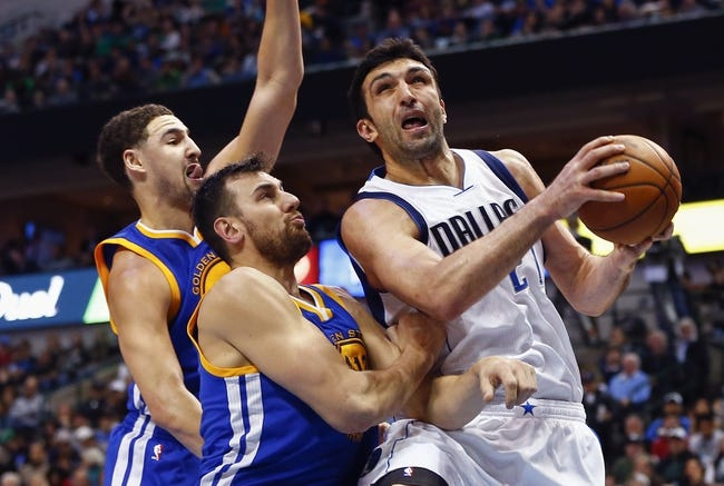 Mavericks at Warriors - 1/27/16 NBA Pick, Odds, and Prediction