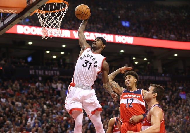 Wizards vs. Raptors - 1/8/16 NBA Pick, Odds, and Prediction