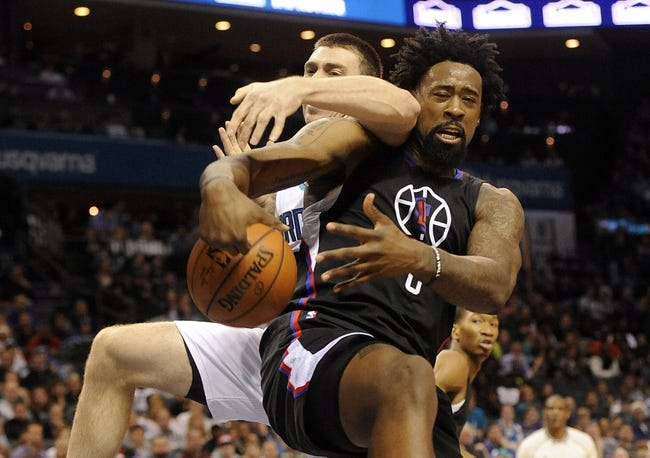 Clippers vs. Hornets - 1/9/16 NBA Pick, Odds, and Prediction