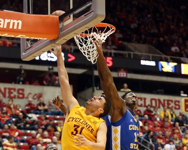 Iowa State vs. Texas Tech - 1/6/16 College Basketball Pick, Odds, and Prediction