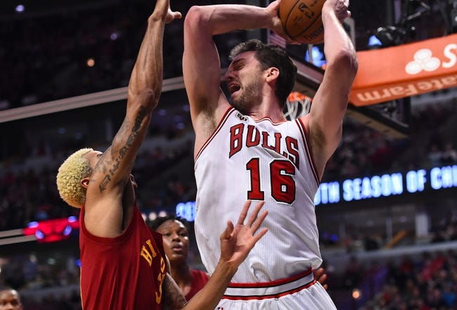 Indiana Pacers vs. Chicago Bulls - 3/29/16 NBA Pick, Odds, and Prediction