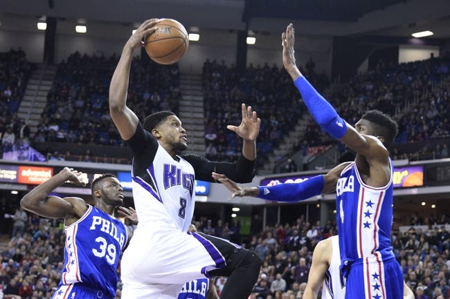 76ers vs. Kings - 2/10/16 NBA Pick, Odds, and Prediction