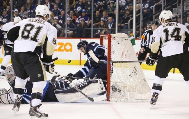 Pittsburgh Penguins vs. Winnipeg Jets - 2/27/16 NHL Pick, Odds, and Prediction