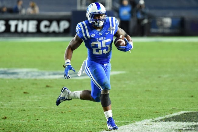 Wake Forest Demon Deacons vs. Duke Blue Devils - 9/10/16 College Football Pick, Odds, and Prediction