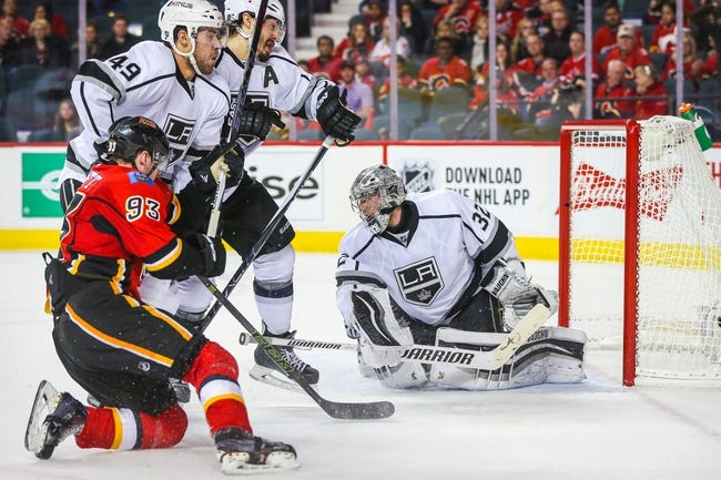 Kings vs. Flames - 2/23/16 NHL Pick, Odds, and Prediction