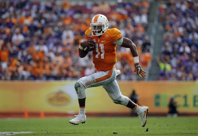 Tennessee Volunteers 2016 College Football Preview, Schedule, Prediction, Depth Chart, Outlook
