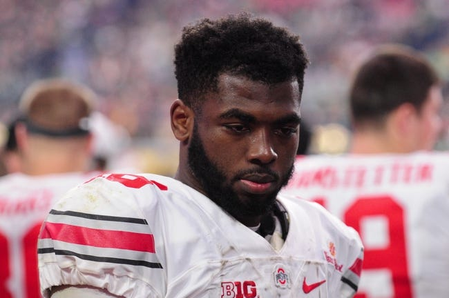 Ohio State vs. Bowling Green - 9/3/16 College Football Pick, Odds, and Prediction