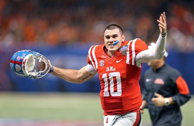 College Football 2016: Power Ranking the SEC Quarterbacks