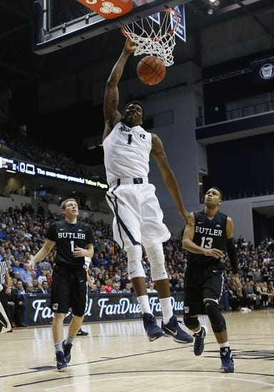 St. John's Red Storm vs. Xavier Musketeers - 1/6/16 College Basketball Pick, Odds, and Prediction