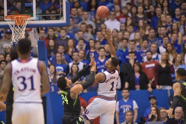 Kansas vs. Oklahoma - 1/4/16 College Basketball Pick, Odds, and Prediction