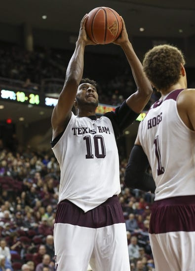 Mississippi State Bulldogs vs. Texas A&M Aggies - 1/6/16 College Basketball Pick, Odds, and Prediction