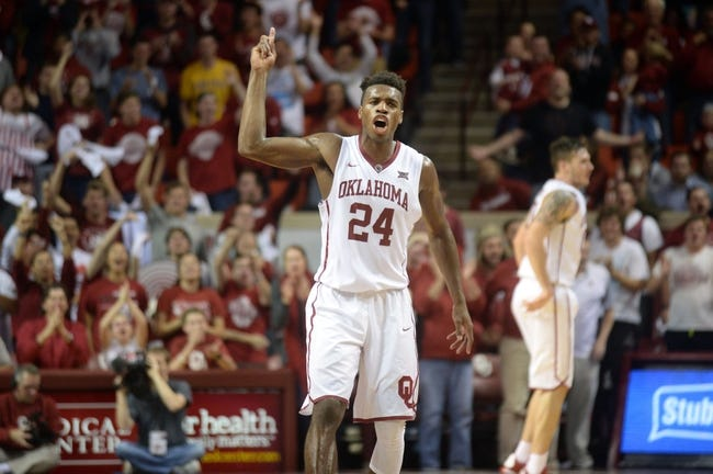 Iowa State Cyclones vs. Oklahoma Sooners - 1/18/16 College Basketball Pick, Odds, and Prediction
