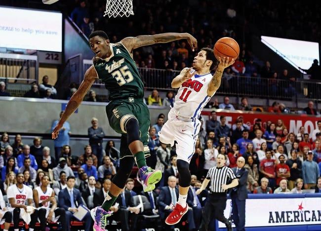 South Florida vs. SMU - 2/7/16 College Basketball Pick, Odds, and Prediction