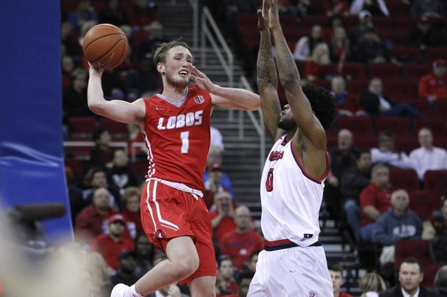 New Mexico vs. Wyoming - 1/16/16 College Basketball Pick, Odds, and Prediction