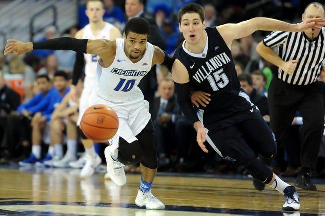 Villanova vs. Creighton - 2/3/16 College Basketball Pick, Odds, and Prediction