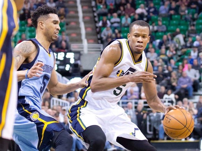 Grizzlies vs. Jazz - 3/4/16 NBA Pick, Odds, and Prediction
