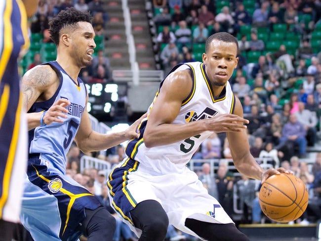 Utah Jazz at Memphis Grizzlies - 3/4/16 NBA Pick, Odds, and Prediction